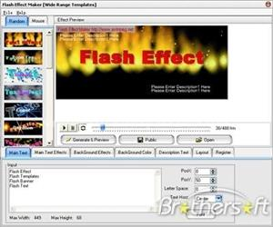 Flash Effect Maker 3.2
