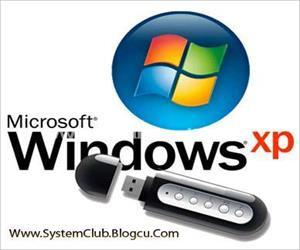 Windows Xp : USB Flash Bellekten MS Windows XP